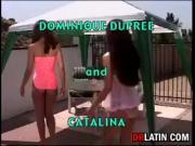 Latin Chicks Masturbating
