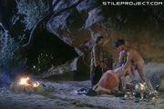 Indian Fantasy: two couples fucking outdoors - kamasutra