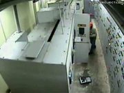 Arc Flash While Racking A Breaker