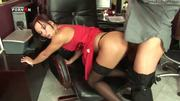 Best Of '10: Alisya Anally Fisted & Fucked At Same Time