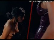 Belladonna Deepthroats Rocco's Big Cock And Then Ass Fucked & Facialed