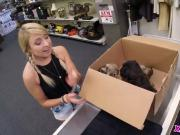 Puppies At The Pawn Shop