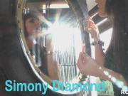 MILF Simony Diamond is a cock sucking whore