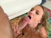 Naughty Cheating MILF Gets Cum On Her Face