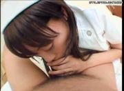 Haruka Mistsuki - Asian Nurse Creampie
