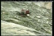 rock climbing fail - yes the did died