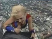 Superwoman Blowjob In The Sky