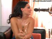 Young Teen Model Natasha Nice With Big Natural Tits
