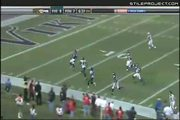 QB Tarvaris Jackson Gets Choke Slammed