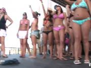 Outrageous local babes video taped