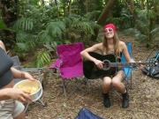Fun Camping With A Naughty Twist