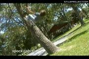 Painful Tree Flip Fail