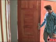 India Summer threesome with Eva Lovia in the bedroom
