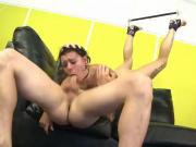 Hoe Amelia Dire Devours Cock While Getting Fucked