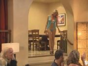 Sexy Blonde Babe Gets Fucked During Hot Swinger Party