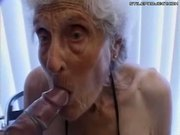 Granny Told How To Suck Dick