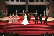 Wedding Ceremony Concussion