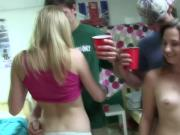 Real sorority sluts hardcore dorm party