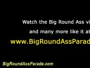 Big ass sluts fuck in round ass group sex