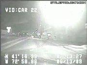 Speeding Cop Car Crashes & Kills 2 Teenagers