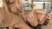 Amy Reid - Amazing threesome