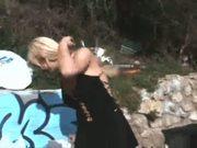 Nympho Screws Shamelessly!