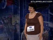 Canadian Idol Chelsea Johnson Farts During Audition
