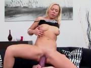 Secretary Gets Fucked By Lesbian Boss Using Dildo