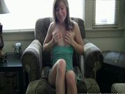 Another Babe Discovers Her Clit