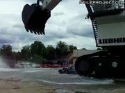 Extreme car wash