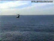 navy helicopter misses landing