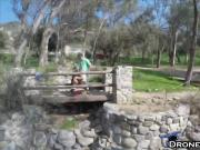 Jaclyn Taylor Gives Great POV Blowjob And Gets Fucked On Wooden Bridge