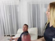 Sweet Gigi Flamez getting fucked by meaty dick