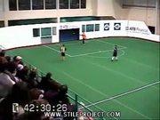 worst soccer goal ever! epic fail!