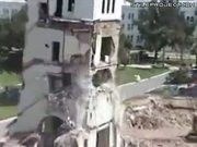 demolition crane fail