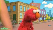 Katy Perry shows her tits to Elmo