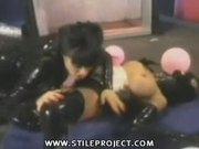 Balloon Rubber Fetish Fun