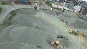 Very Nice RC Airplane Aerial Video Footage