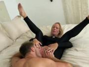 MILF SImone Sonay Enjoys Having Her Pussy Eaten