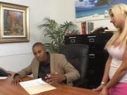 Whitney Fears Sluts Out For Hard Dark Boner