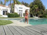 Bikini gf fucked outdoors and indoors