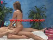 Girl masseuse Fucks client