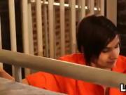 Guard Fucking A Prisoner