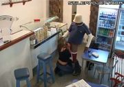 Interracial Public Sex In Ice Cream Shop