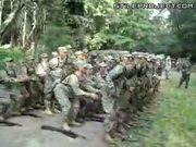 Oompa Loompa Army Dance