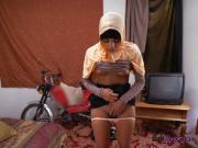 Arab Slut Nikki Kay Gets Fingered And Bonked