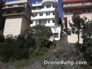 Drone used to film rooftop couple sex