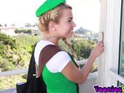 Girl Scout Creampie Surpise