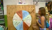 College Kids Spin Wheel Of Fuckery