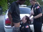 Lesbian border police first time When he asked the man to leave his